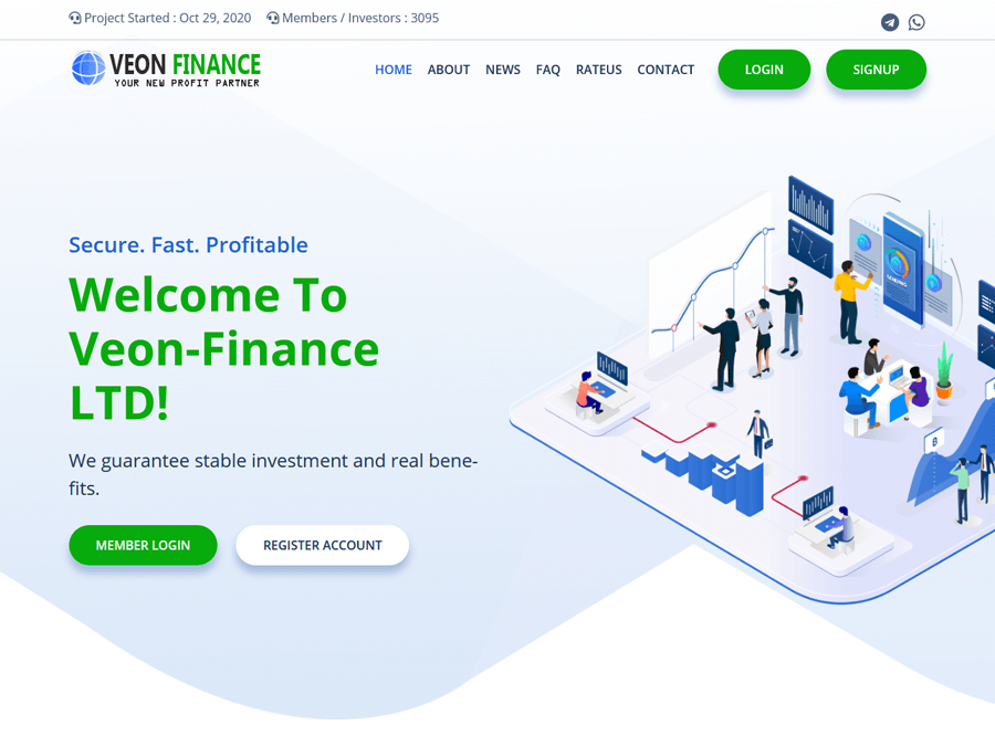 Veon-Finance LTD