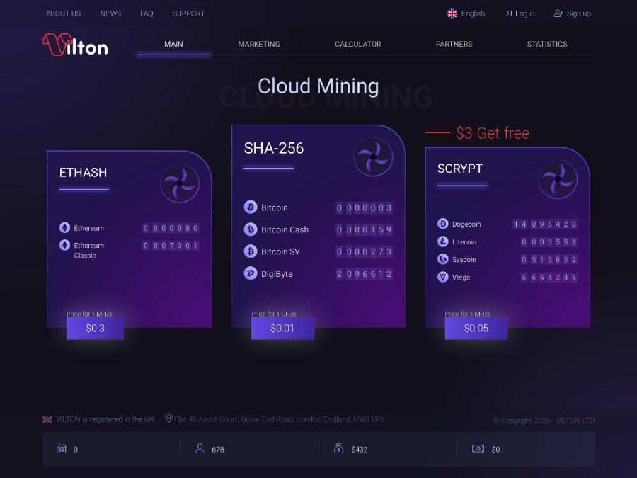 Iq mining payout