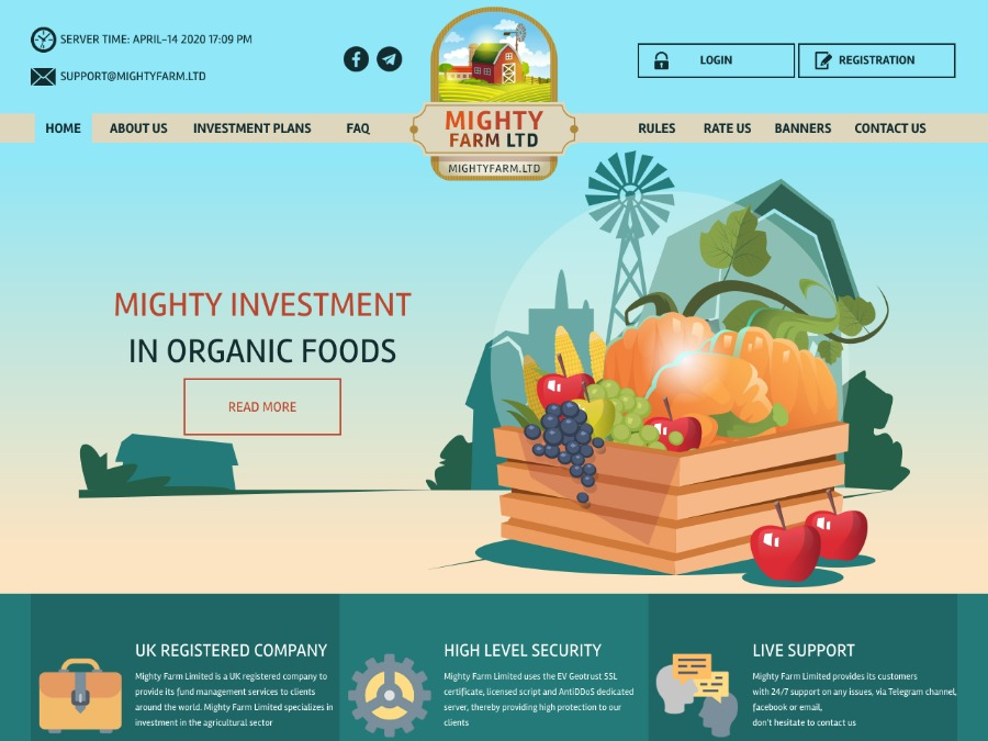 Mighty Farm LTD